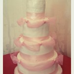 wedding cake A&M